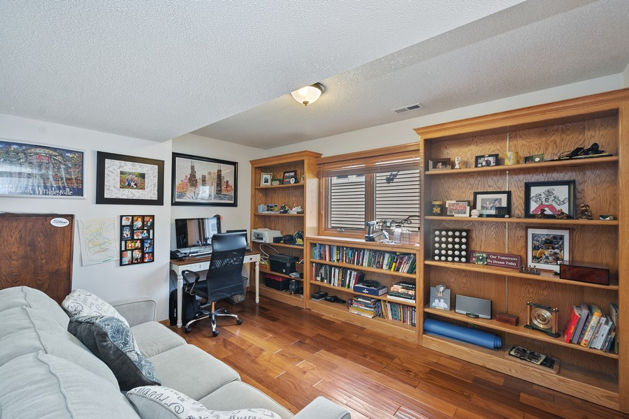 Real Estate Photography - 5145 N Meade Ave, CHICAGO, IL, 60630 - Office