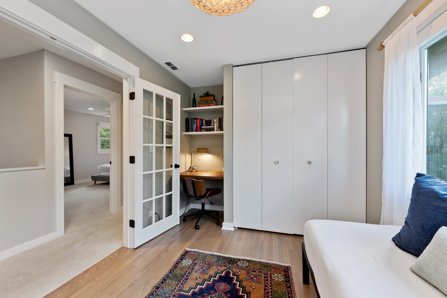 Real Estate Photography - 4554 N Paulina St, #6, Chicago, IL, 60640 - 2nd Bedroom