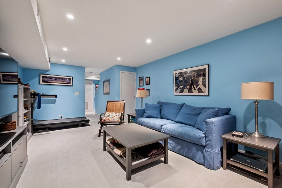 Real Estate Photography - 609 Custer, Unit B, Evanston, IL, 60202 - Recreational Area