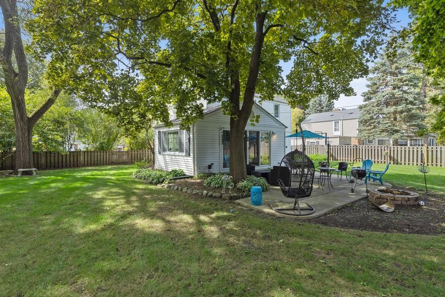 Real Estate Photography - 631 S Arlington Heights Rd, Arlington Heights, IL, 60004 - Back Yard