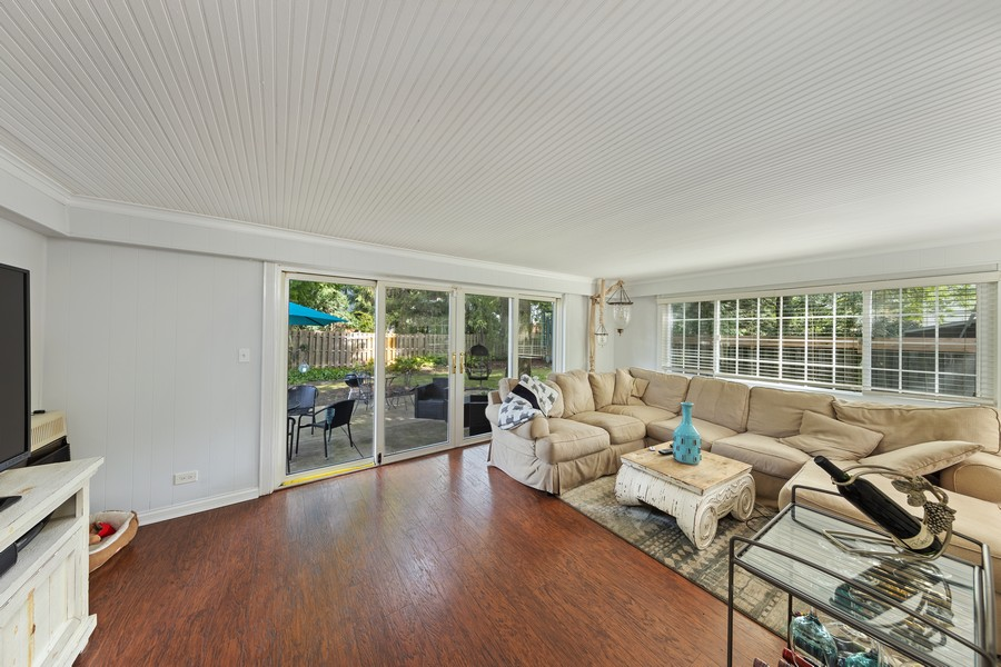 Real Estate Photography - 631 S Arlington Heights Rd, Arlington Heights, IL, 60004 - Family Room