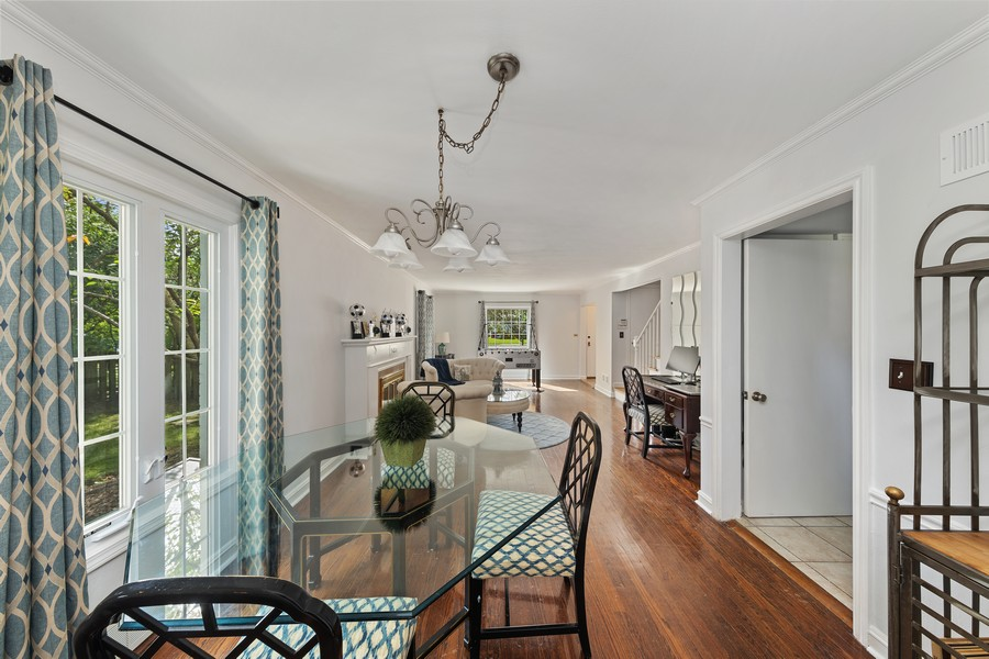Real Estate Photography - 631 S Arlington Heights Rd, Arlington Heights, IL, 60004 - Living Room / Dining Room