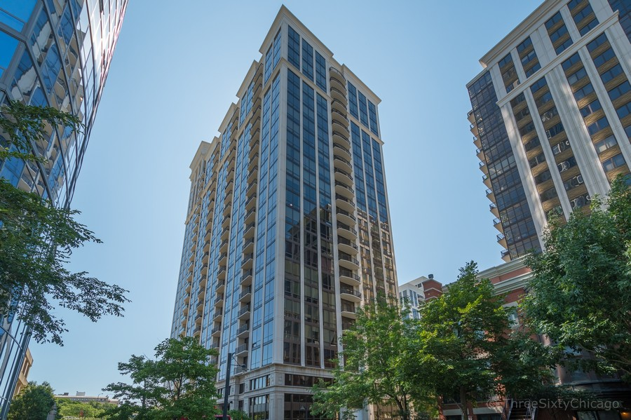 Real Estate Photography - 233 E 13th 603, Chicago, IL, 60605 -