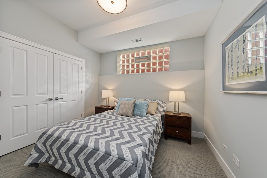 Real Estate Photography - 3248 S Prairie Avenue, Chicago, IL, 60616 - 3rd Bedroom