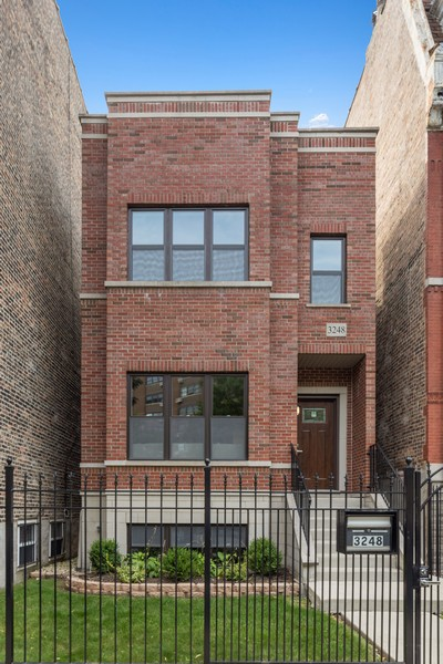 Real Estate Photography - 3248 S Prairie Avenue, Chicago, IL, 60616 - Front View