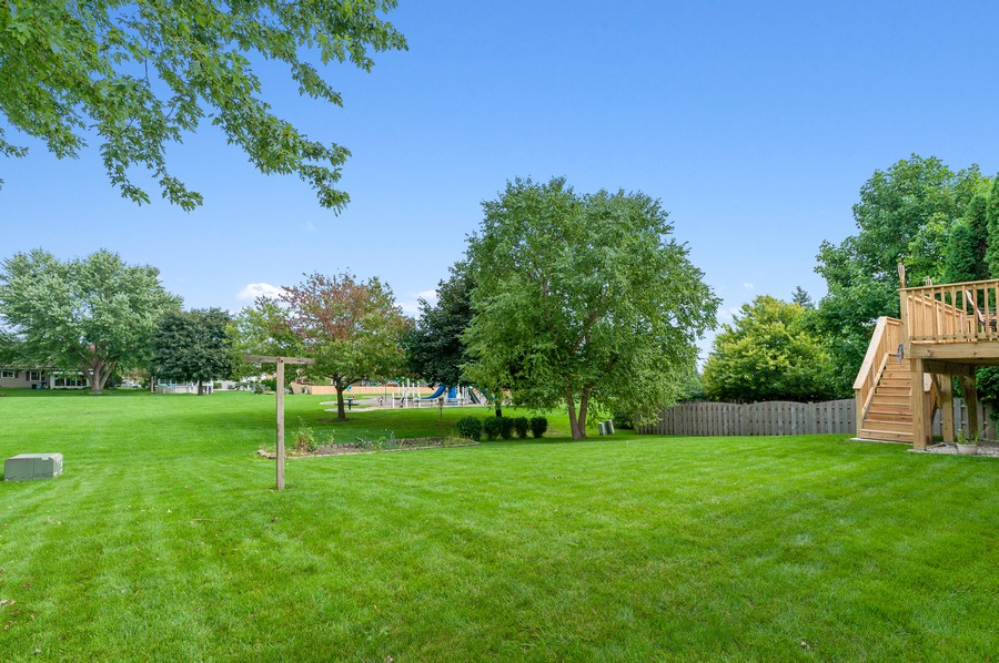 Real Estate Photography - 821 N Beck Rd, Lindenhurst, IL, 60046 - Park View