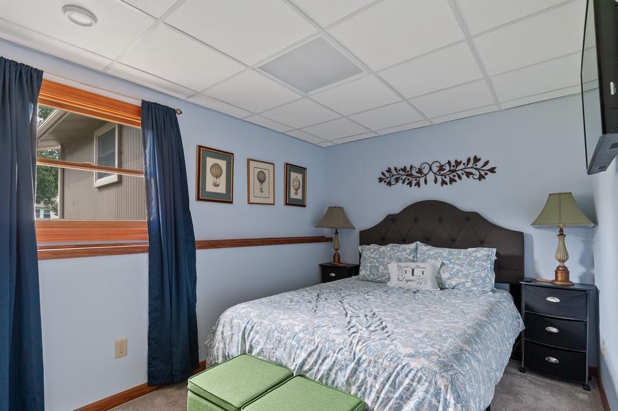 Real Estate Photography - 821 N Beck Rd, Lindenhurst, IL, 60046 - 3rd Bedroom