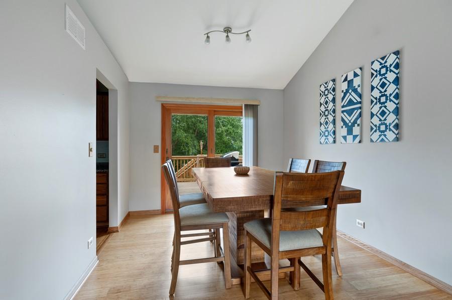 Real Estate Photography - 821 N Beck Rd, Lindenhurst, IL, 60046 - Dining Room