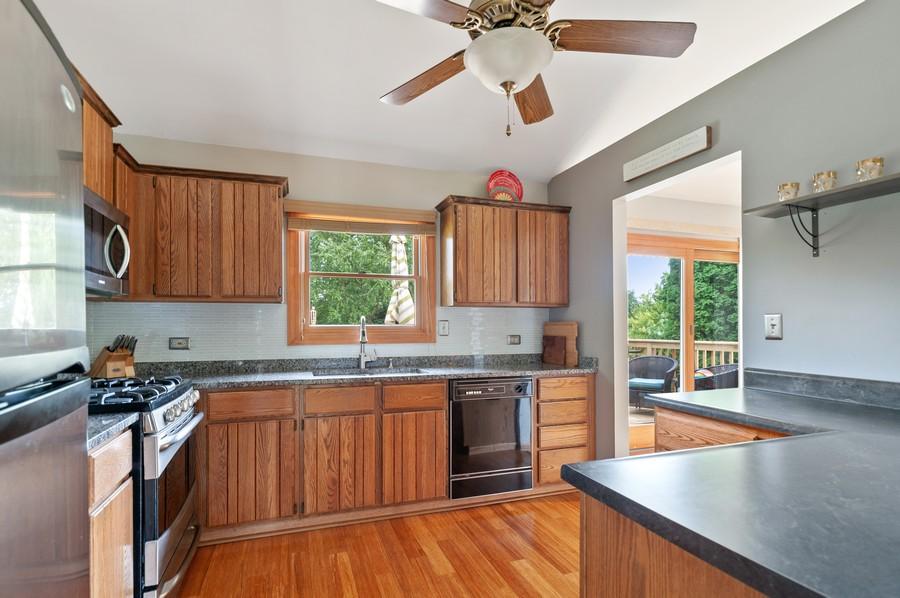 Real Estate Photography - 821 N Beck Rd, Lindenhurst, IL, 60046 - Kitchen