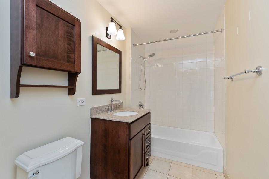 Real Estate Photography - 57 E Delaware, 1606, Chicago, IL, 60611 - Bathroom