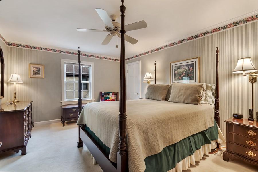 Real Estate Photography - 605 S. Burton Pl, Arlington Heights, IL, 60005 - Master Bedroom