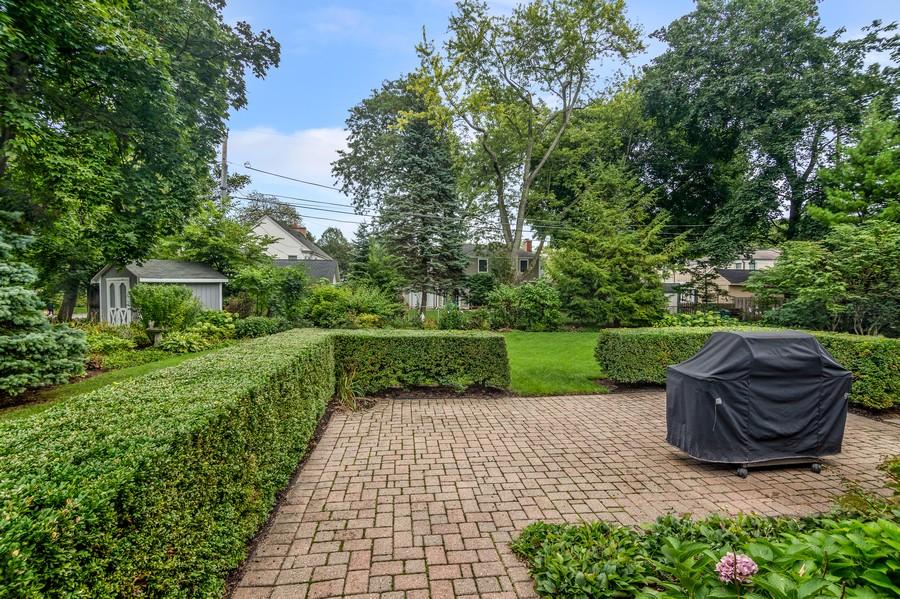 Real Estate Photography - 605 S. Burton Pl, Arlington Heights, IL, 60005 - Back Yard