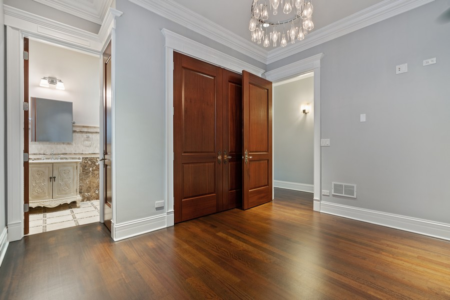 Real Estate Photography - 817 West Wrightwood, Chicago, IL, 60614 - 4th Bedroom