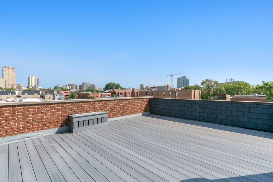 Real Estate Photography - 817 West Wrightwood, Chicago, IL, 60614 -