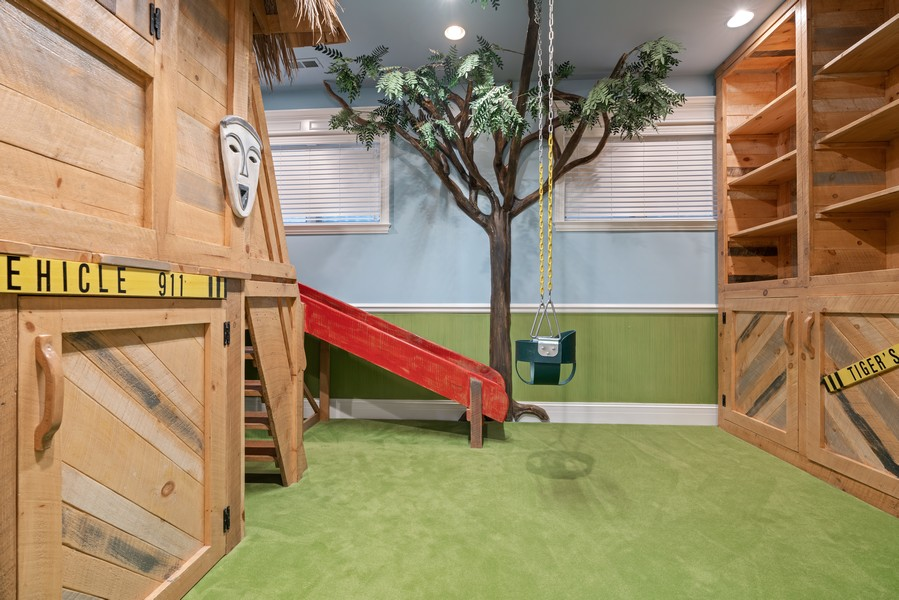 Real Estate Photography - 817 West Wrightwood, Chicago, IL, 60614 - Play / Recreational Room