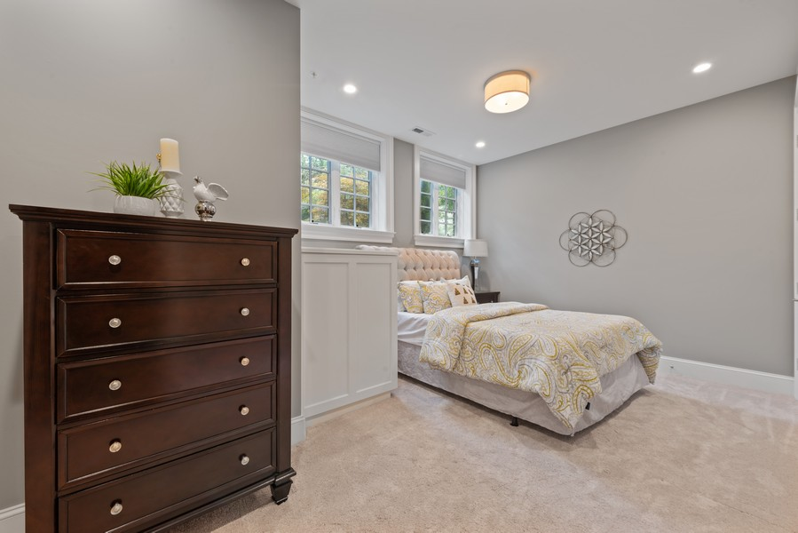 Real Estate Photography - 1306 W Byron St, Chicago, IL, 60613 - 5th Bedroom