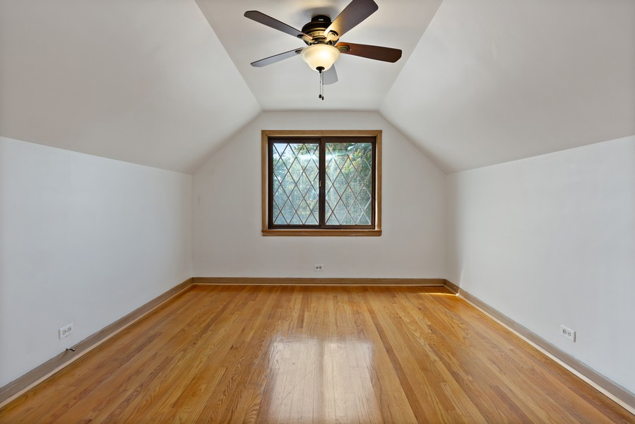 Real Estate Photography - 5727 S Austin Avenue, Chicago, IL, 60638 - 4th Bedroom