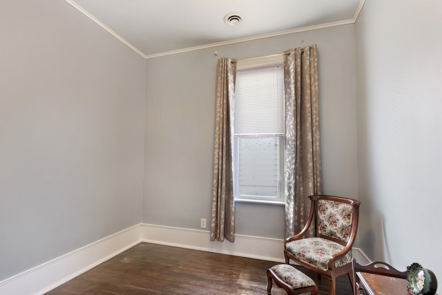 Real Estate Photography - 1327 Grove, Berwyn, IL, 60403 - Bedroom