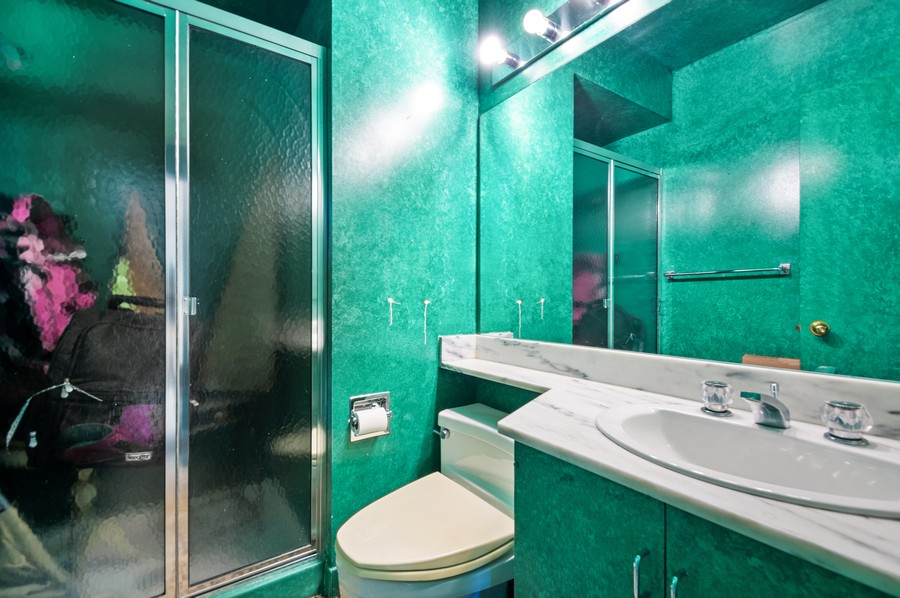 Real Estate Photography - 1100 N Lake Shore Dr, 13A, Chicago, IL, 60611 - 3rd Bathroom