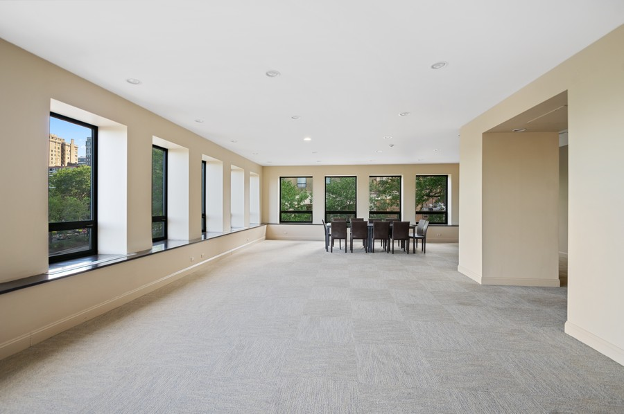 Real Estate Photography - 1100 N Lake Shore Dr, 13A, Chicago, IL, 60611 - Recreational Room