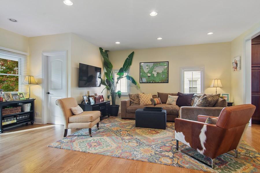 Real Estate Photography - 336 W Lake Street, Barrington, IL, 60010 - Living Room