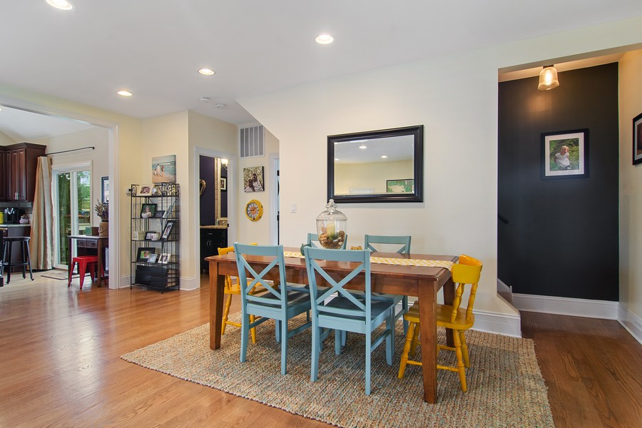 Real Estate Photography - 336 W Lake Street, Barrington, IL, 60010 - Dining Room