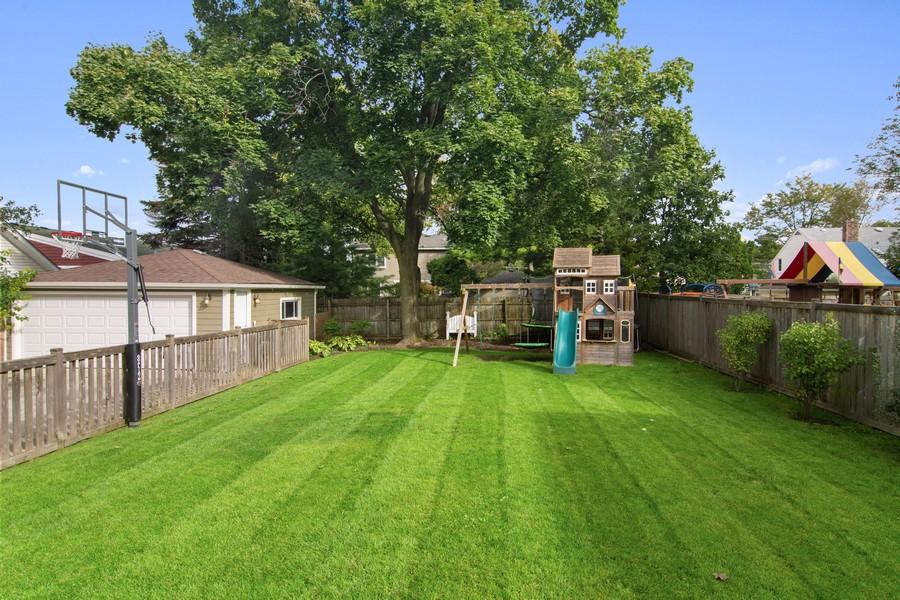Real Estate Photography - 336 W Lake Street, Barrington, IL, 60010 - Back Yard
