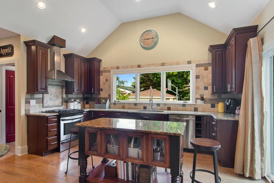 Real Estate Photography - 336 W Lake Street, Barrington, IL, 60010 - Kitchen