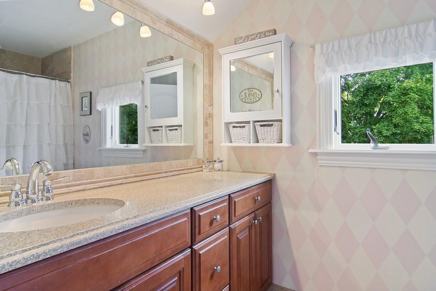 Real Estate Photography - 336 W Lake Street, Barrington, IL, 60010 - Bathroom