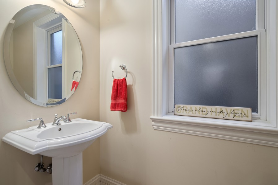 Real Estate Photography - 3555 N. Marshfield, #2, Chicago, IL, 60613 - Bathroom