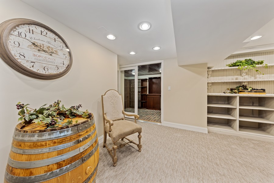Real Estate Photography - 527 Princeton Rd, Hinsdale, IL, 60521 - Lower Level