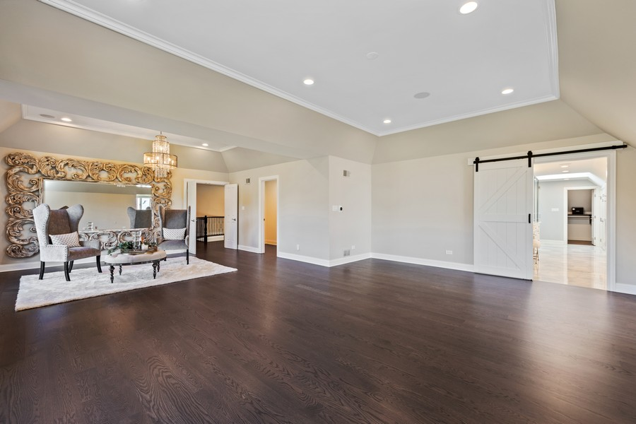 Real Estate Photography - 527 Princeton Rd, Hinsdale, IL, 60521 - Master Bedroom