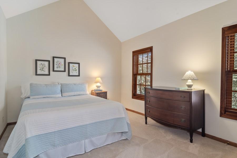 Real Estate Photography - 6534 Saddle Ridge Lane, Long Grove, IL, 60047 - 3rd Bedroom