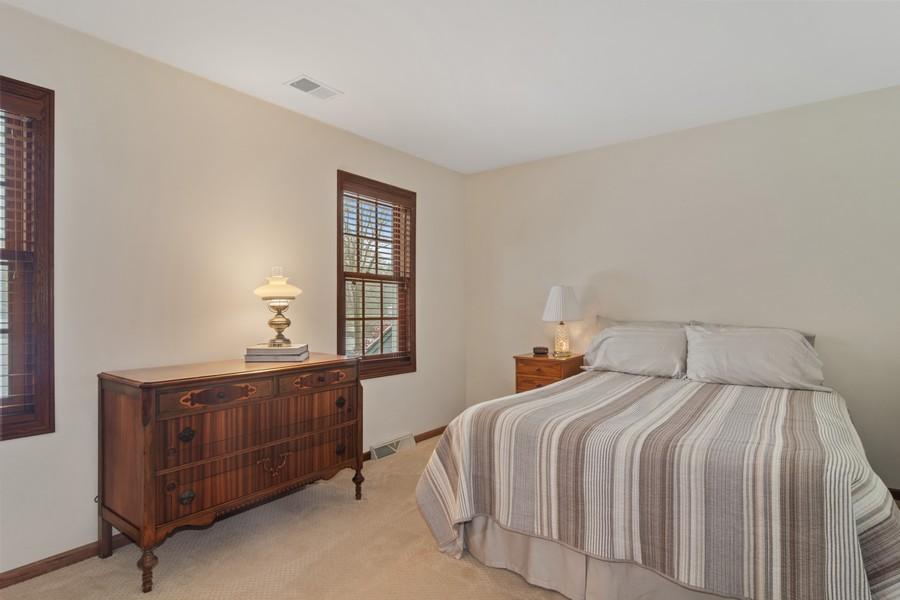 Real Estate Photography - 6534 Saddle Ridge Lane, Long Grove, IL, 60047 - 4th Bedroom
