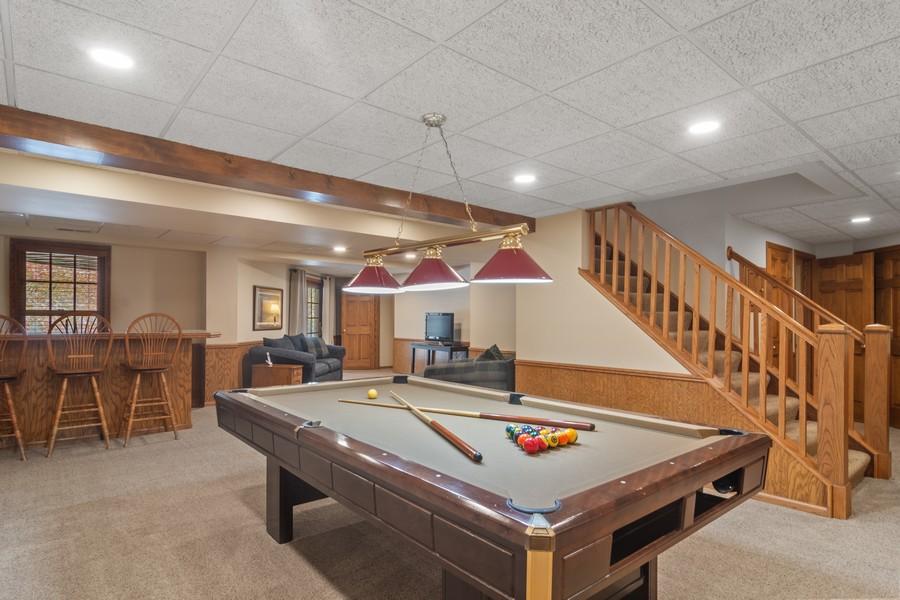 Real Estate Photography - 6534 Saddle Ridge Lane, Long Grove, IL, 60047 - Lower Level