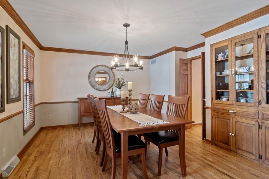 Real Estate Photography - 6534 Saddle Ridge Lane, Long Grove, IL, 60047 - Dining Room