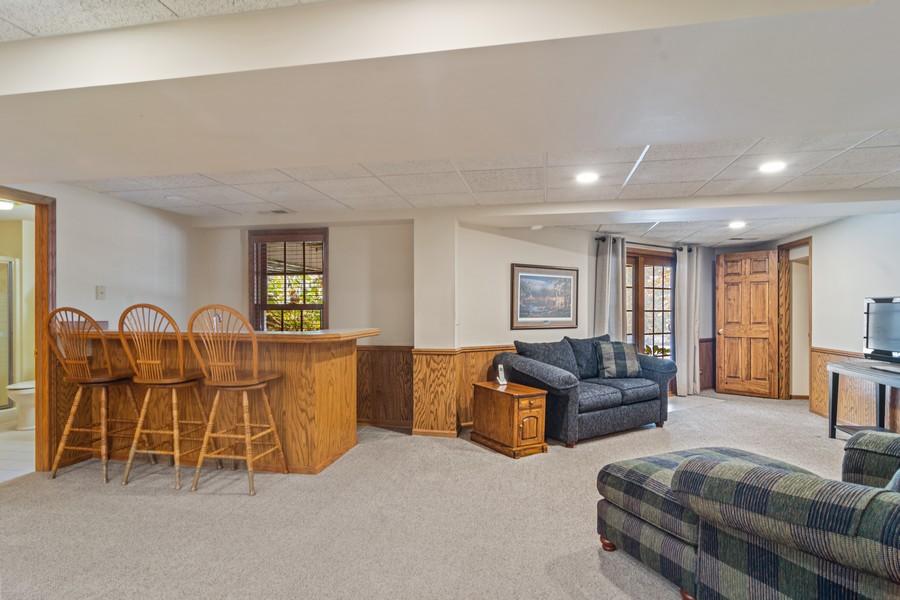 Real Estate Photography - 6534 Saddle Ridge Lane, Long Grove, IL, 60047 - Basement