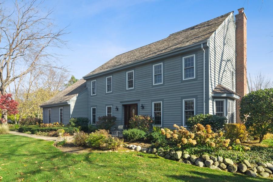 Real Estate Photography - 6534 Saddle Ridge Lane, Long Grove, IL, 60047 - Front View
