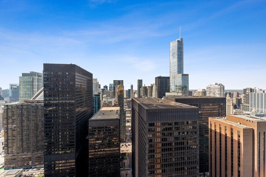 Real Estate Photography - 222 Columbus, 4603, Chicago, IL, 60601 - View