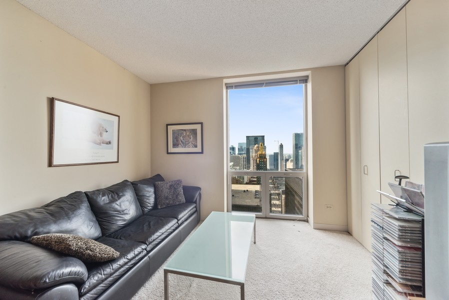 Real Estate Photography - 222 Columbus, 4603, Chicago, IL, 60601 - Bedroom
