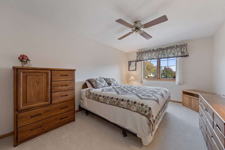 Real Estate Photography - 12219 Spire Drive, Lemont, IL, 60439 - 2nd Bedroom