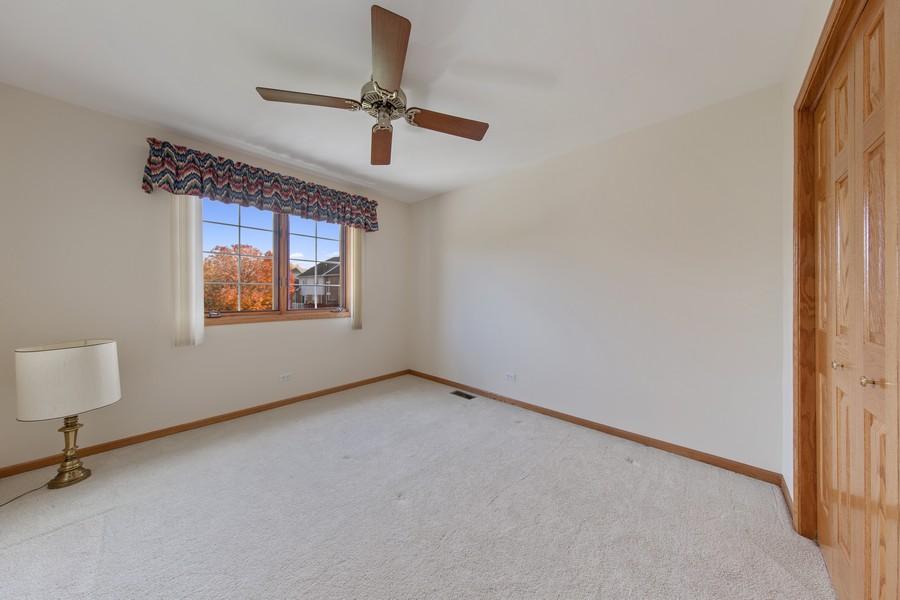 Real Estate Photography - 12219 Spire Drive, Lemont, IL, 60439 - Bedroom