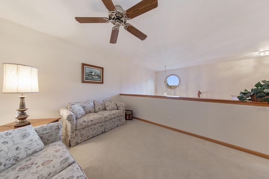 Real Estate Photography - 12219 Spire Drive, Lemont, IL, 60439 - Loft