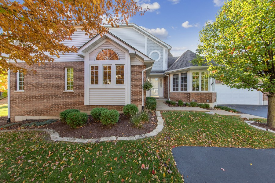 Real Estate Photography - 12219 Spire Drive, Lemont, IL, 60439 - Front View