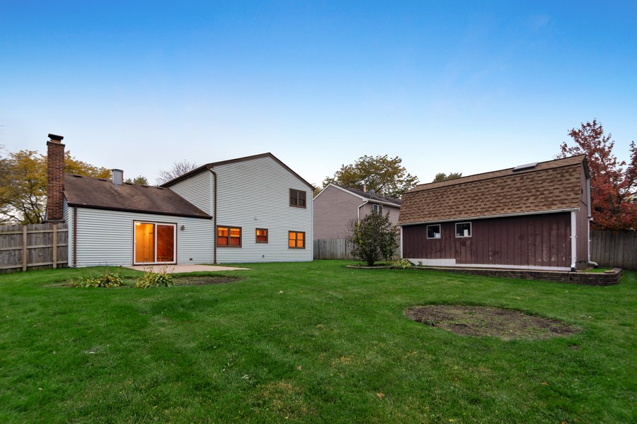 Real Estate Photography - 820 W Appletree Ln, Bartlett, IL, 60103 - View