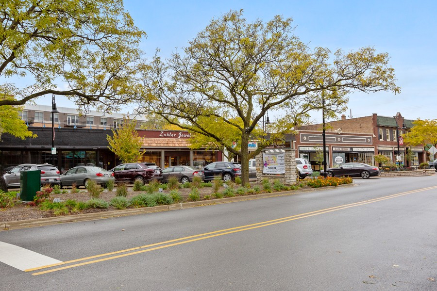 Real Estate Photography - 30 S. Prospect Ave., Clarendon Hills, IL, 60514 - View
