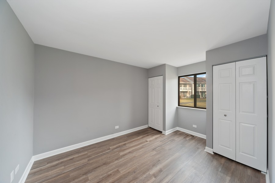 Real Estate Photography - 611 Ironwood Ct, Unit A1, Wheeling, IL, 60090 - 4th Bedroom