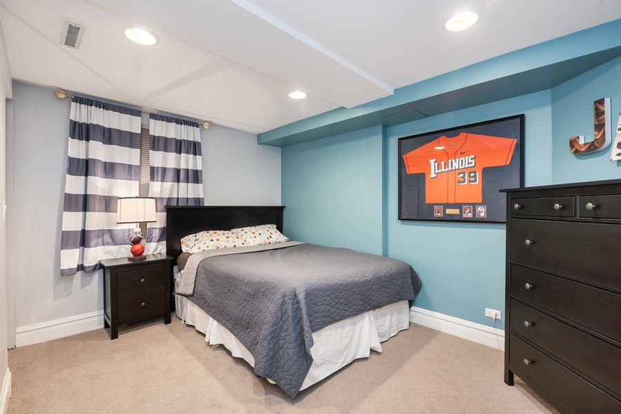 Real Estate Photography - 4902 N Hermitage Ave, Unit 1, Chicago, IL, 60640 - 3rd Bedroom