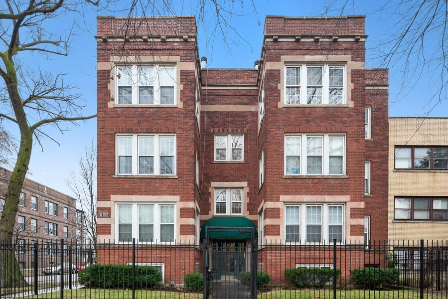 Real Estate Photography - 4902 N Hermitage Ave, Unit 1, Chicago, IL, 60640 - Front View