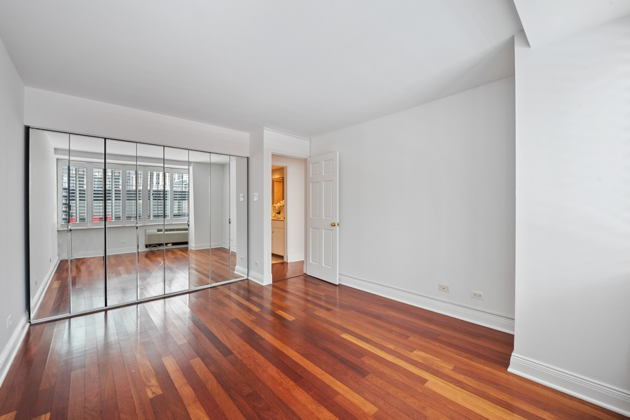 Real Estate Photography - 211 E Ohio, Chicago, IL, 60611 - 3rd Bedroom
